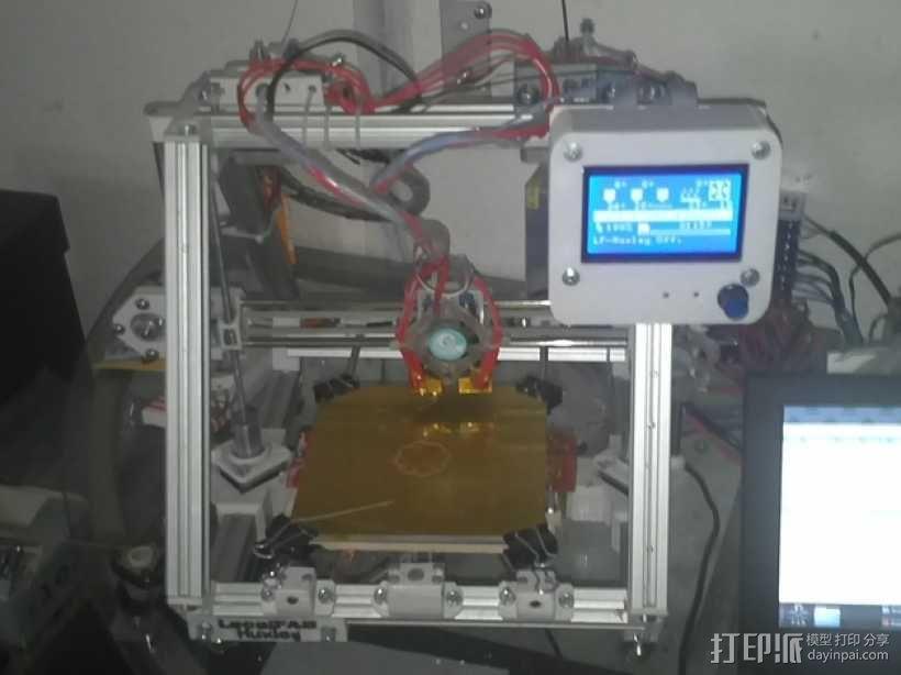 开源3D打印机 3D模型  图1