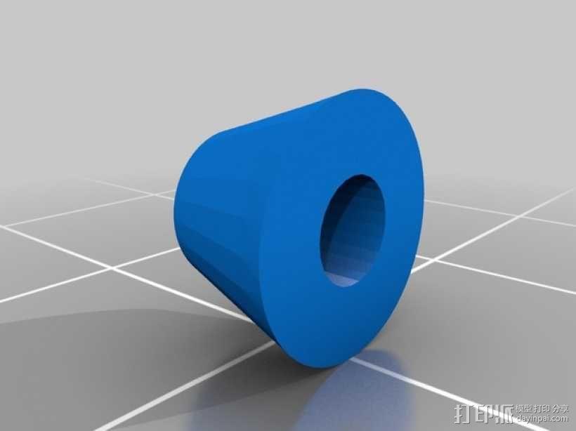 开源3D打印机 3D模型  图2