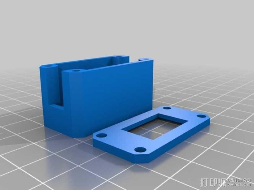 开源3D打印机 3D模型  图5