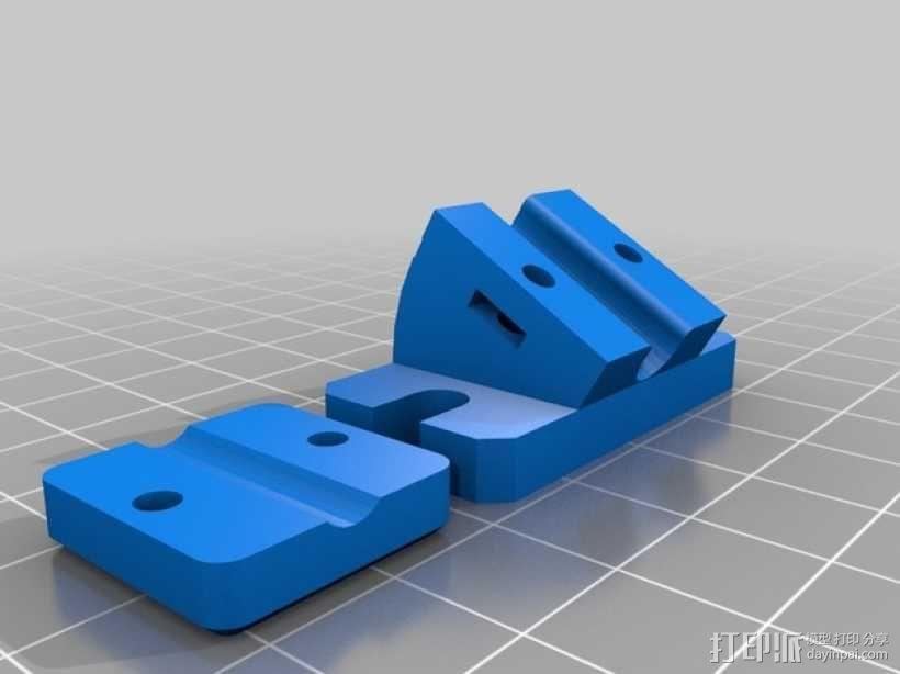 开源3D打印机 3D模型  图8