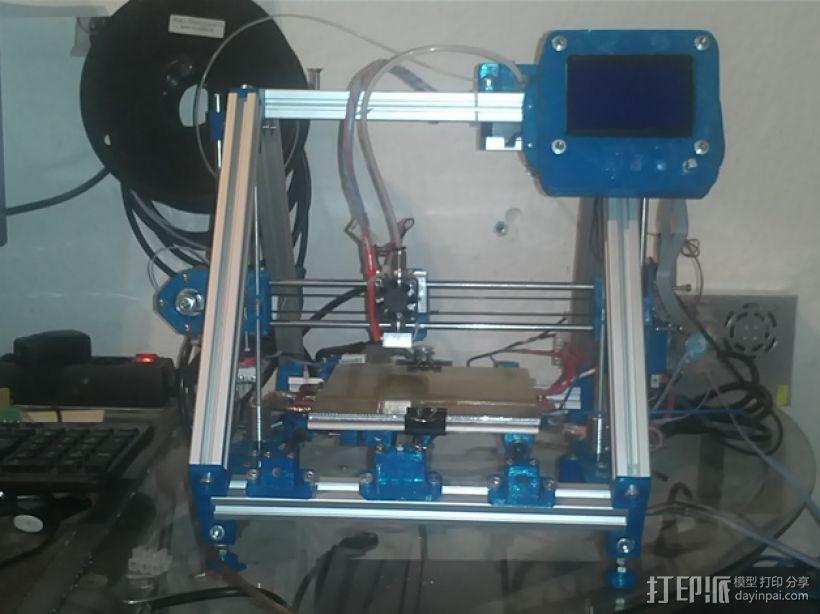 开源3D打印机 3D模型  图20