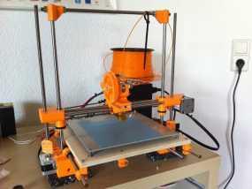 RepRap Wallace 3D打印机 3D模型