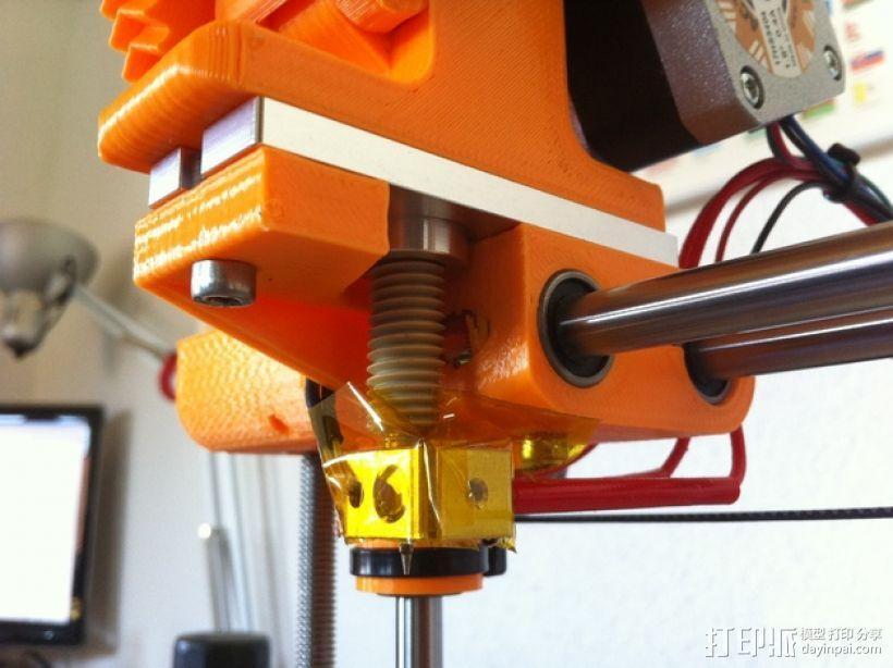 RepRap Wallace 3D打印机 3D模型  图3