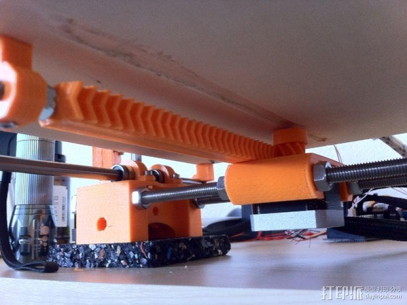 RepRap Wallace 3D打印机 3D模型  图6