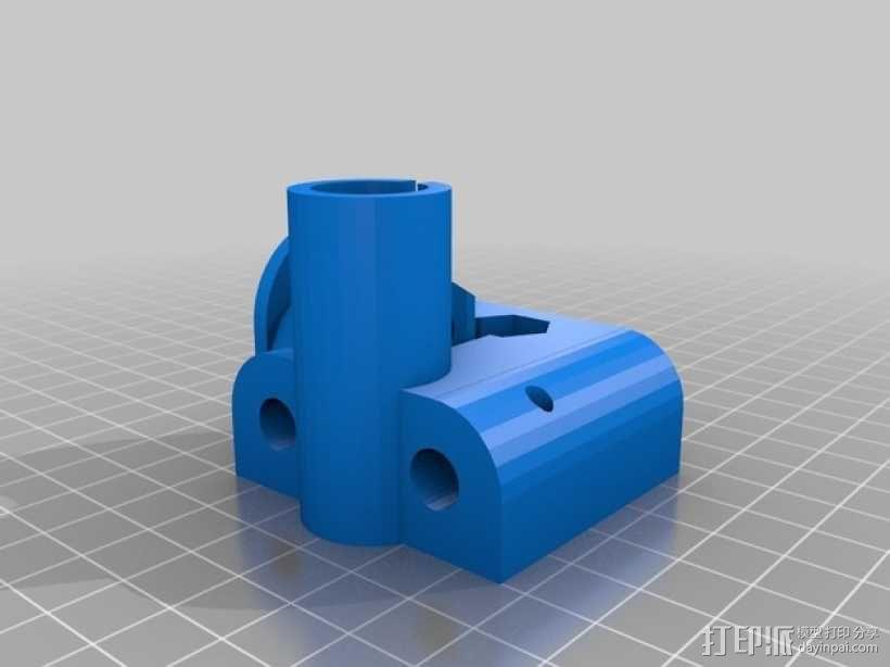 RepRap Wallace 3D打印机 3D模型  图9