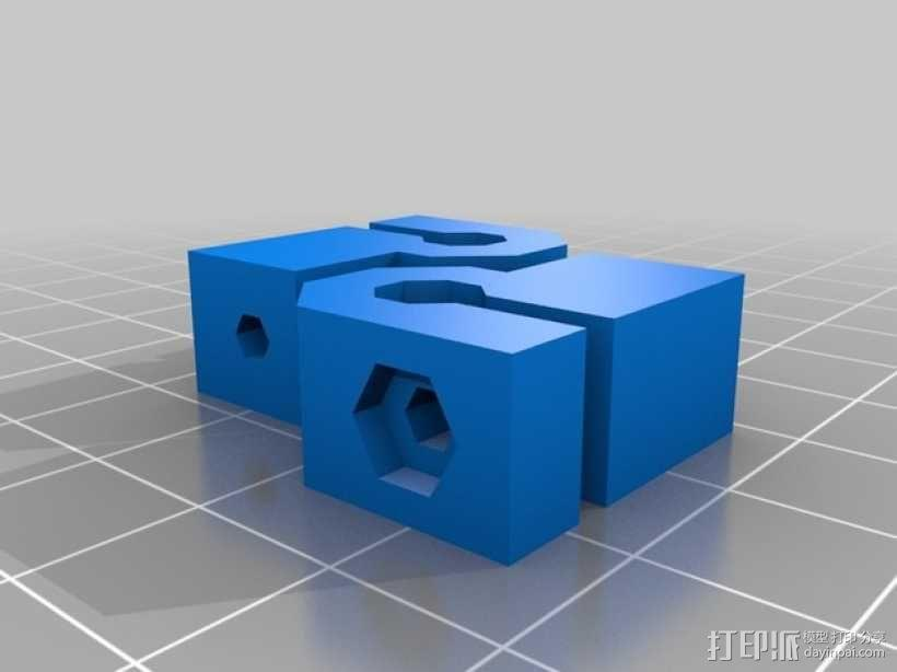 RepRap Wallace 3D打印机 3D模型  图11