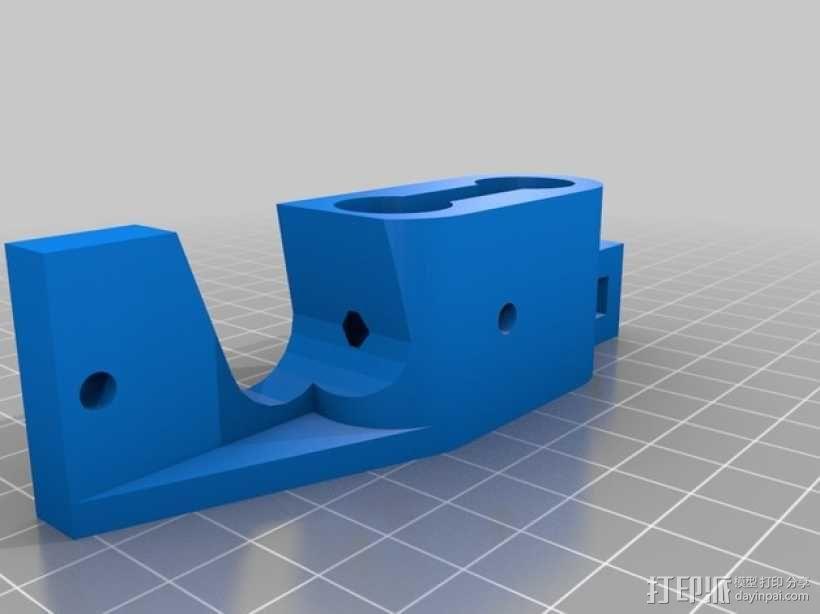 RepRap Wallace 3D打印机 3D模型  图12