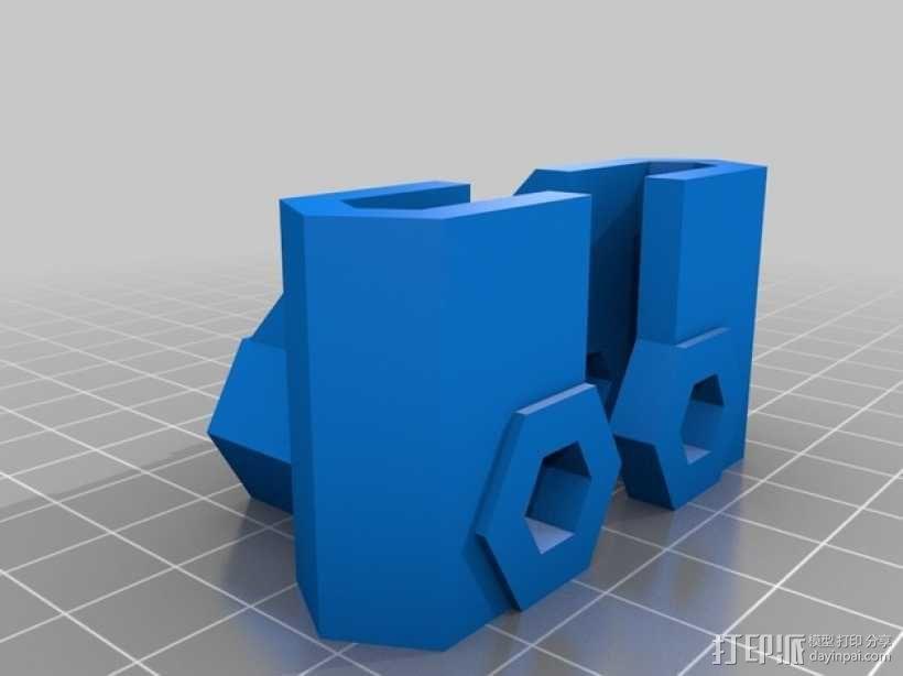RepRap Wallace 3D打印机 3D模型  图14