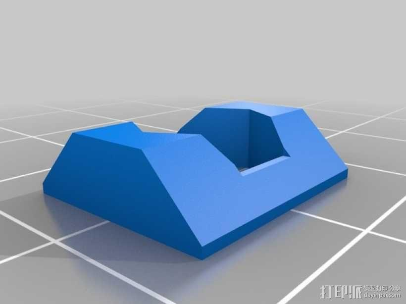 3uP 3D打印机 3D模型  图6