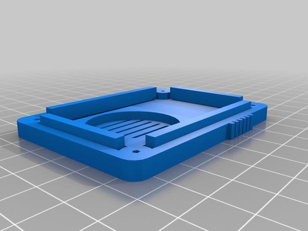 RAMP 1.4控制板外壳 3D模型  图5