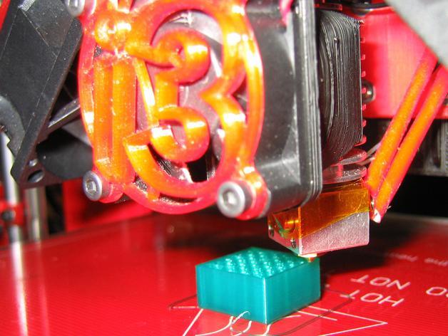i3 E3D 挤出机 3D模型  图5
