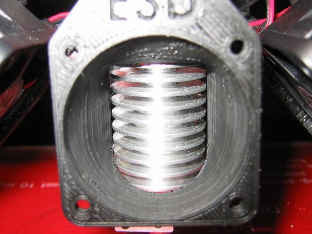 i3 E3D 挤出机 3D模型  图6