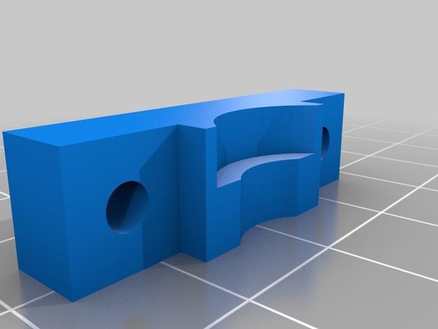 i3 E3D 挤出机 3D模型  图15