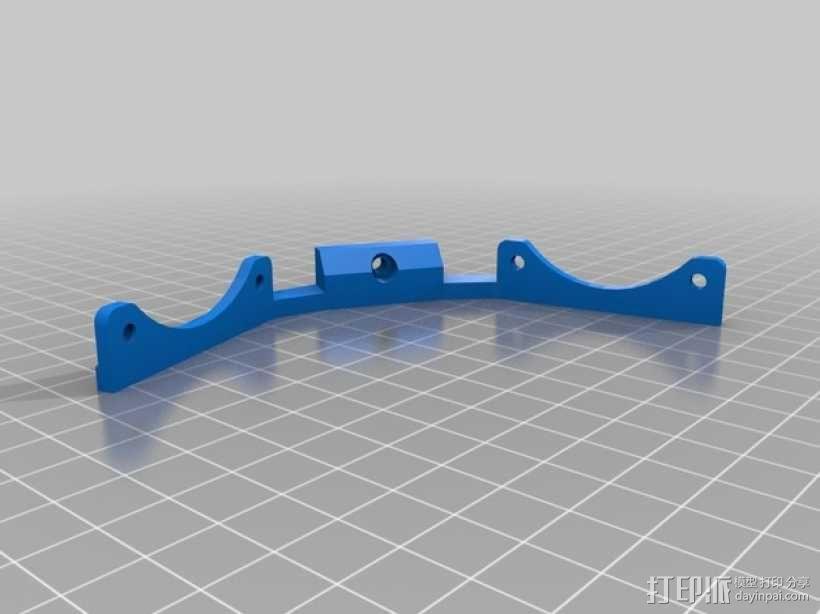 i3 E3D 挤出机 3D模型  图17