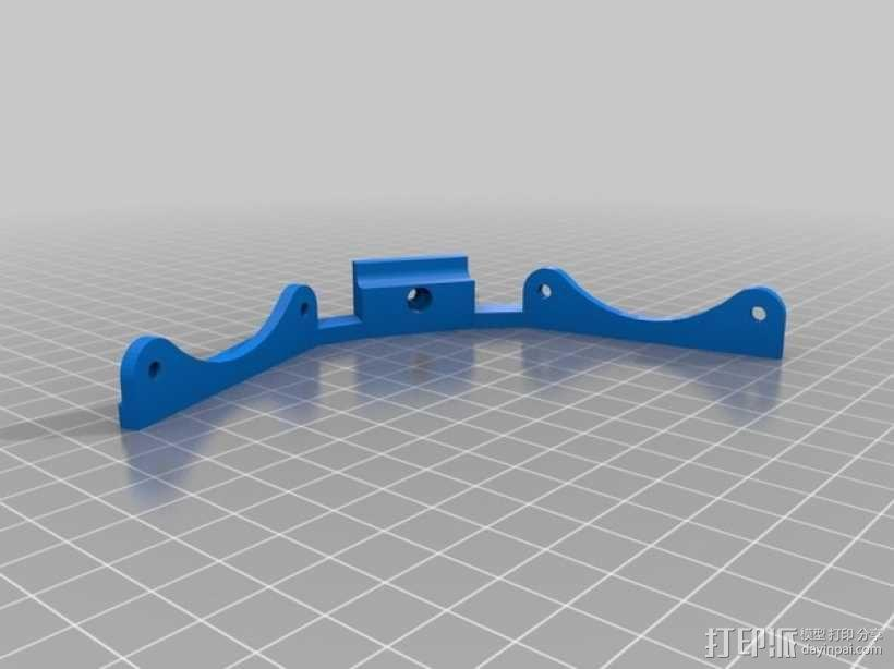 i3 E3D 挤出机 3D模型  图18