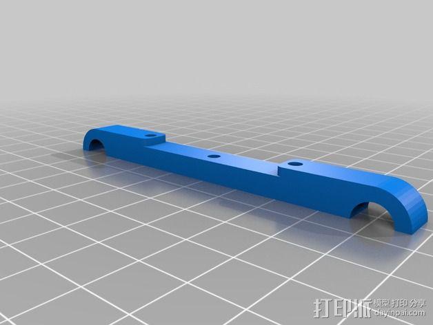 挤出机 3D模型  图8