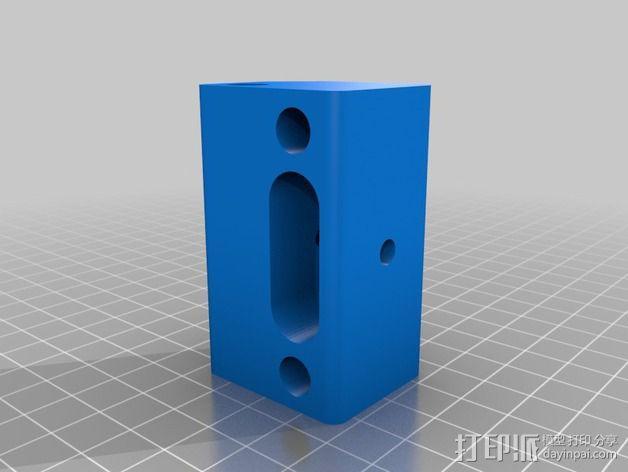 挤出机 3D模型  图14