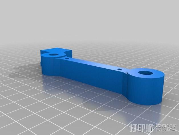 挤出机 3D模型  图15