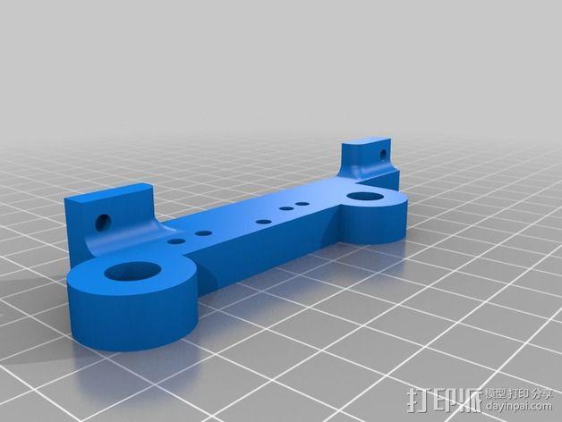 挤出机 3D模型  图17