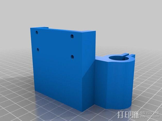 挤出机 3D模型  图20