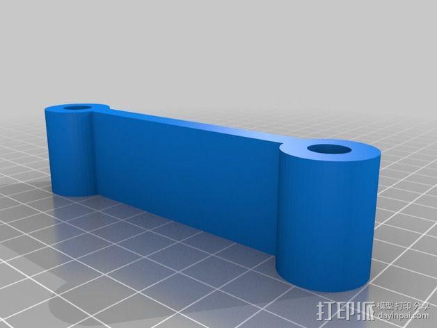 挤出机 3D模型  图21