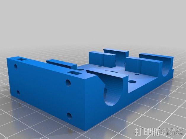 挤出机 3D模型  图23
