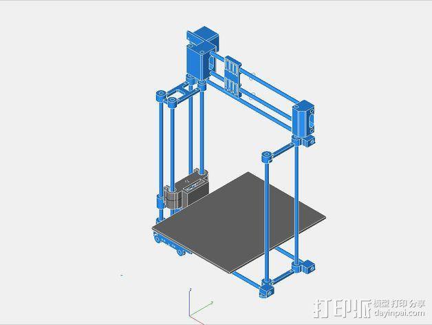 挤出机 3D模型  图27