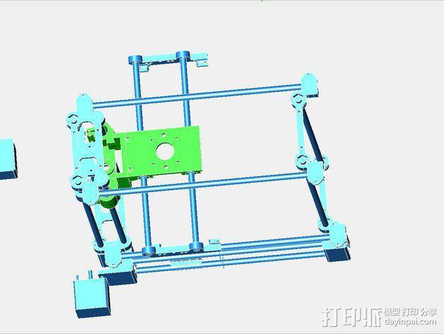 挤出机 3D模型  图26