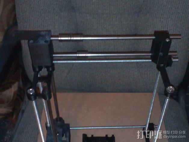 挤出机 3D模型  图32