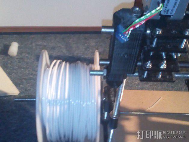 挤出机 3D模型  图33