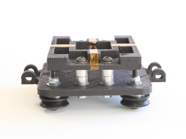磁力3D打印机机床 3D模型  图6