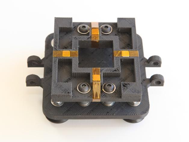 磁力3D打印机机床 3D模型  图5