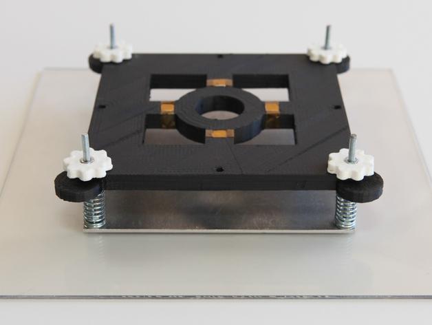 磁力3D打印机机床 3D模型  图7