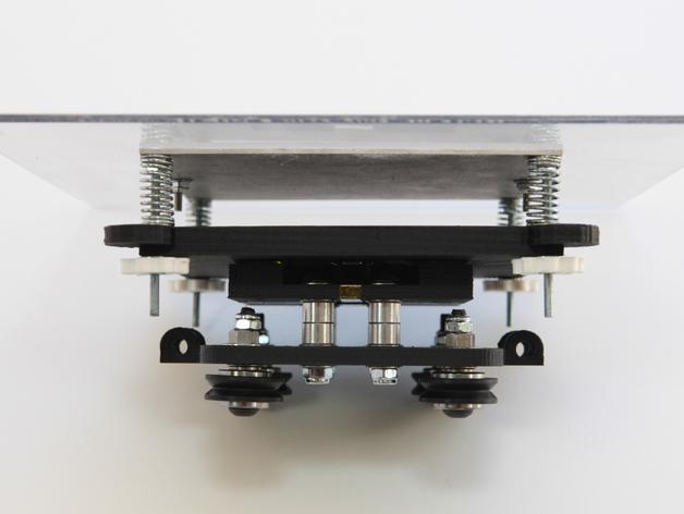 磁力3D打印机机床 3D模型  图8