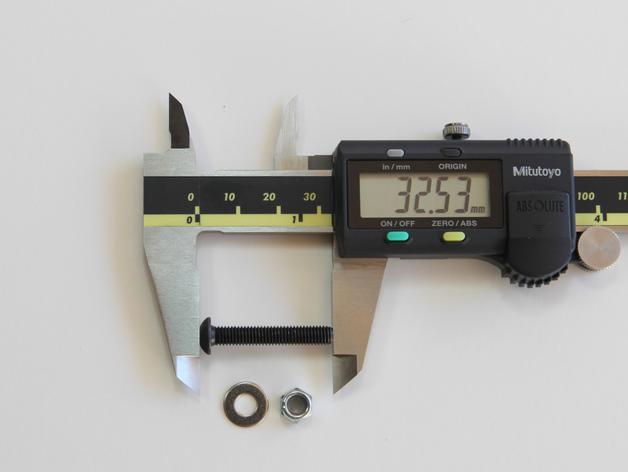 磁力3D打印机机床 3D模型  图12