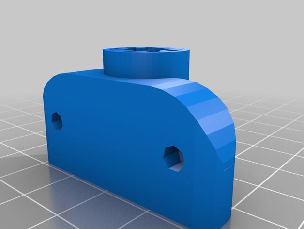 参数化衬套和轴承 3D模型  图2