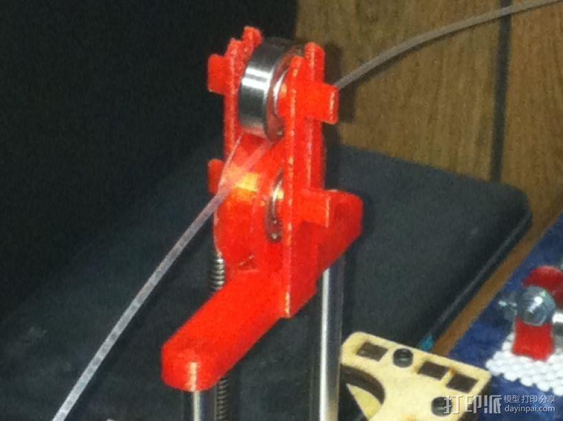 简易线材引导装置/Z轴稳定器 3D模型  图1