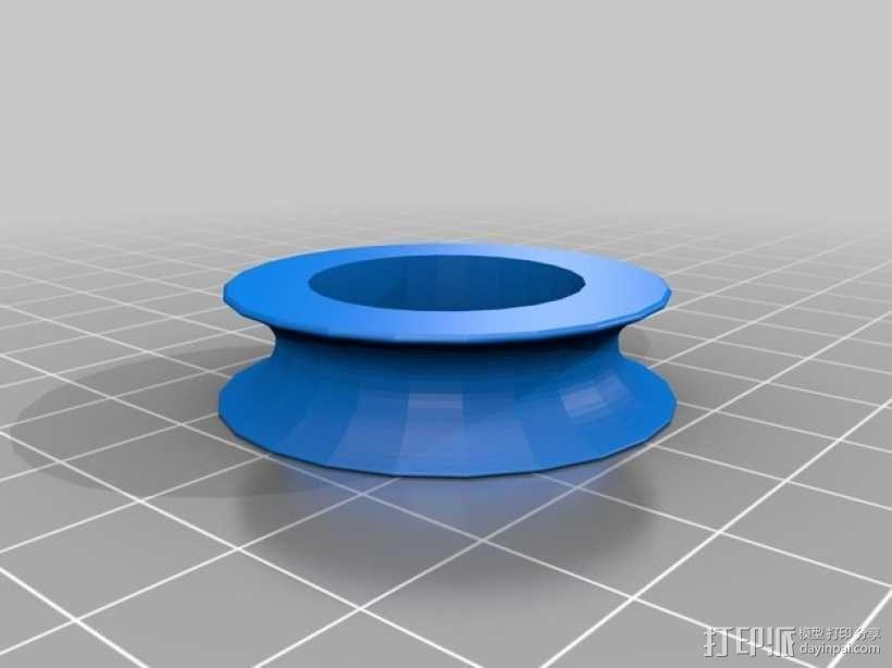 简易线材引导装置/Z轴稳定器 3D模型  图3