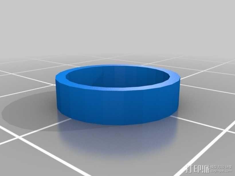 简易线材引导装置/Z轴稳定器 3D模型  图6