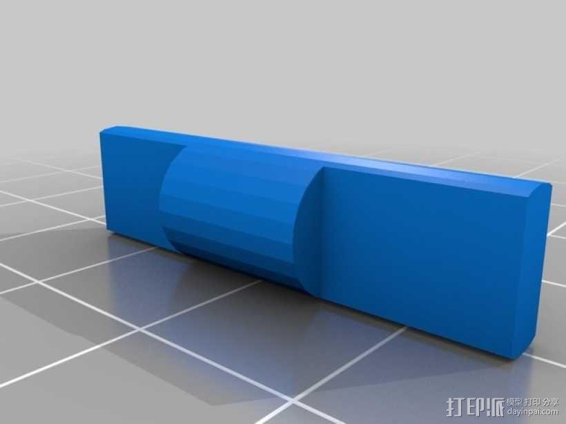 简易线材引导装置/Z轴稳定器 3D模型  图5