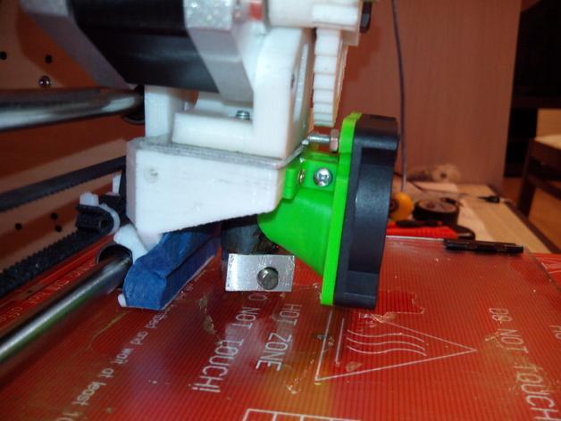 风扇护罩 3D模型  图6