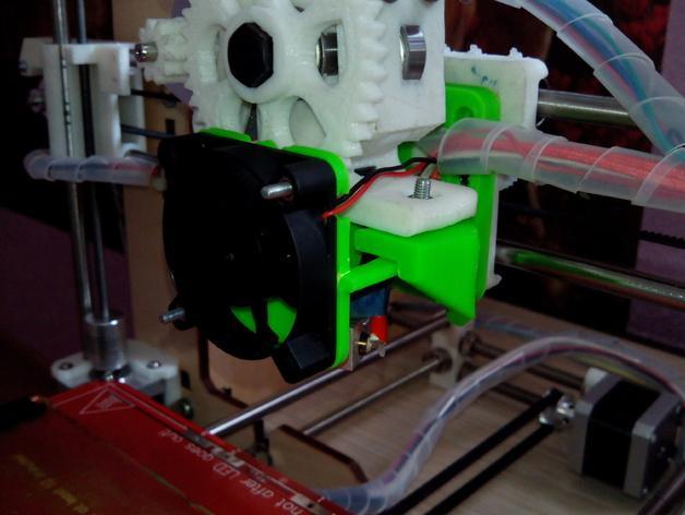 风扇护罩 3D模型  图7