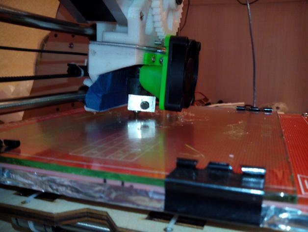 风扇护罩 3D模型  图5