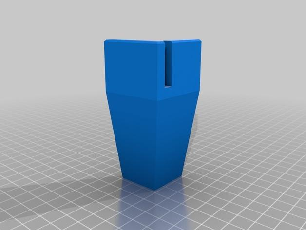 Ultimaker 2 3D打印机保护套 3D模型  图2