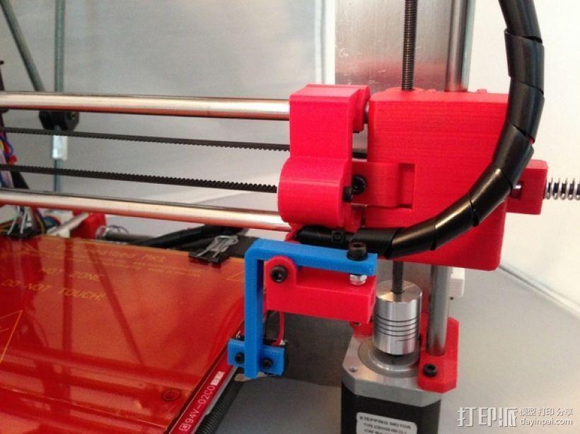 Prusa i3底座支架 3D模型  图1