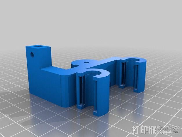 Prusa i3底座支架 3D模型  图4