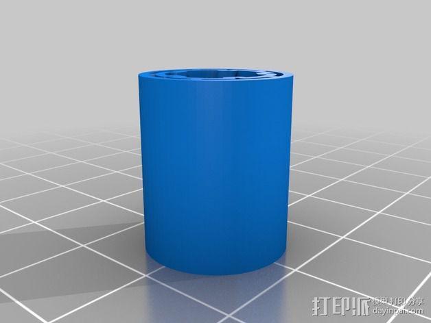 Prusa i3底座支架 3D模型  图3