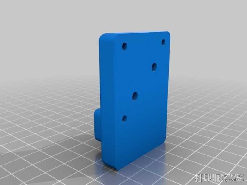 QU-BD OneUp/TwoUp打印机 3D模型  图13