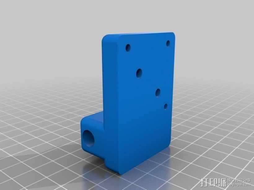 QU-BD OneUp/TwoUp打印机 3D模型  图14