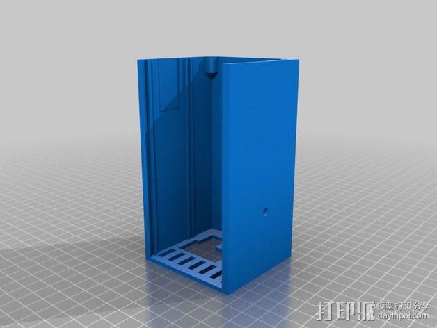 Prusa i3打印机外盒 3D模型  图3